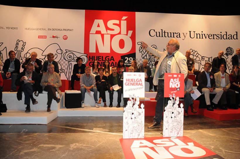 Acto Cultura y Universidad 1