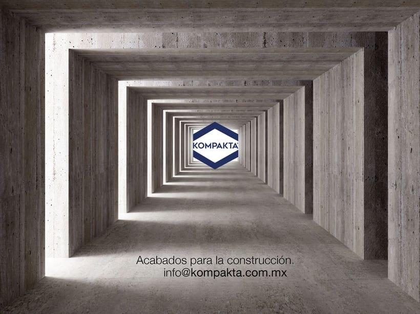 "Imagen de Marca & Identidad Corporativa ""Kompakta""  4"