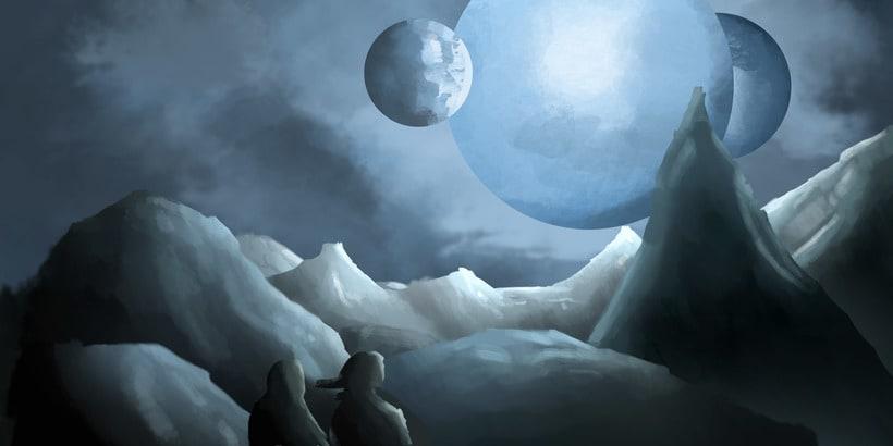 Kalonize | Matte Painting: creando mundos fotorrealistas 2