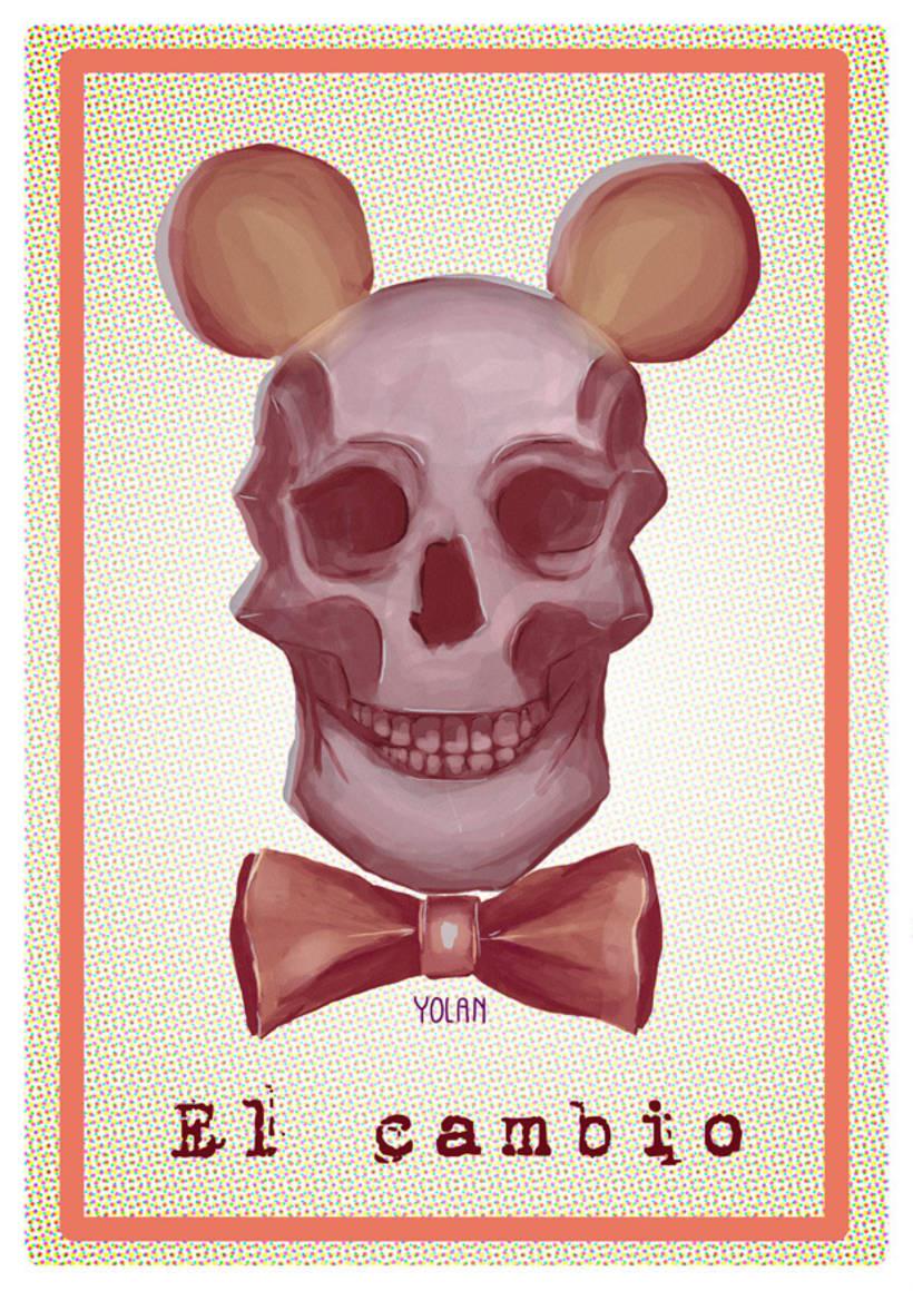 The Skull: The Change 2
