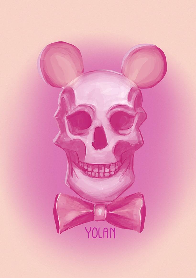 The Skull: The Change 0