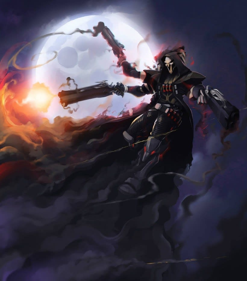 Reaper-Tracer-WidowMaker-Extra 1