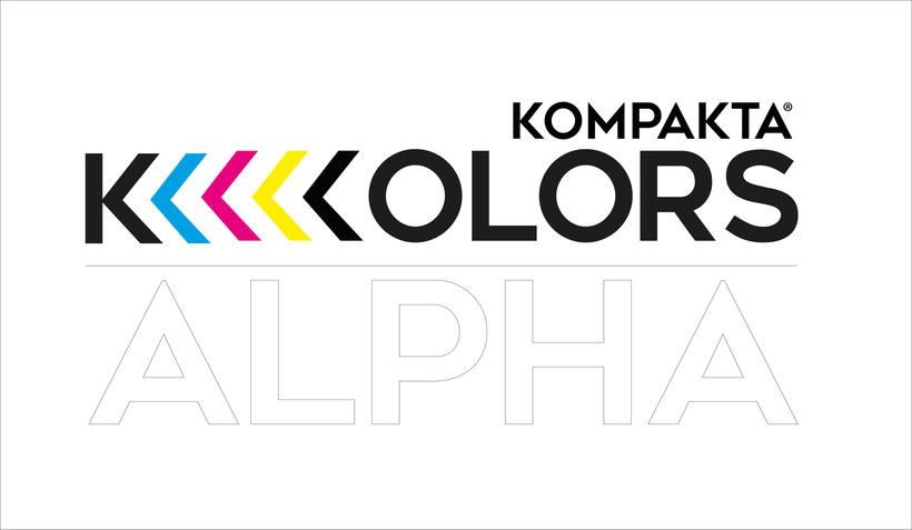 "Imagen de Marca ""Kompakta Kolors""  [ Etiquetas / Packaging ]  0"