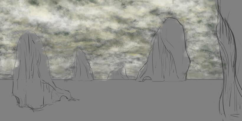 Mi Proyecto del curso: Matte Painting: creando mundos fotorrealistas 0