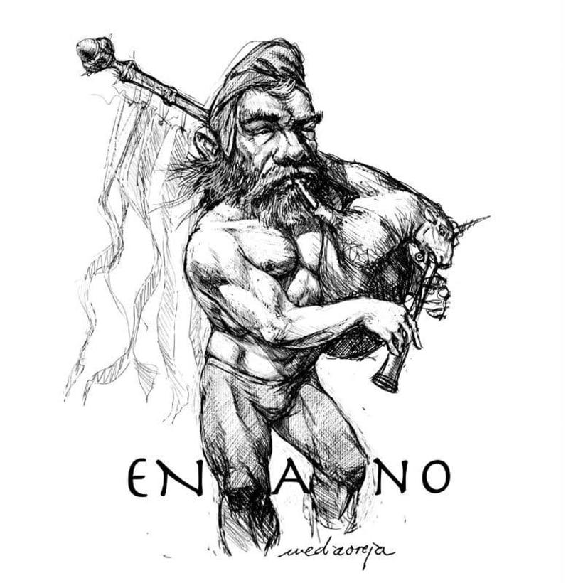 Serie Mitología ibérica 4