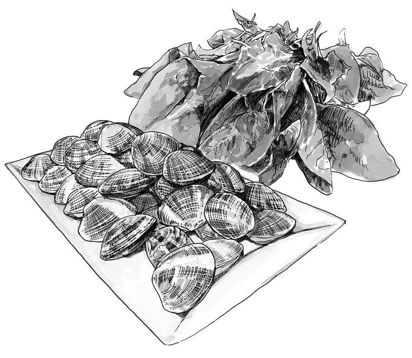 Ilustraciones gastronómicas 3