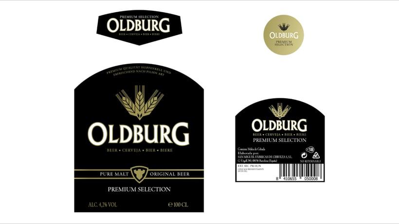 Oldburg Beer 12