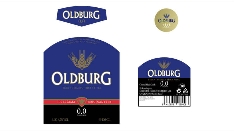 Oldburg Beer 13