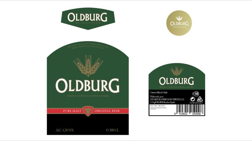 Oldburg Beer 14