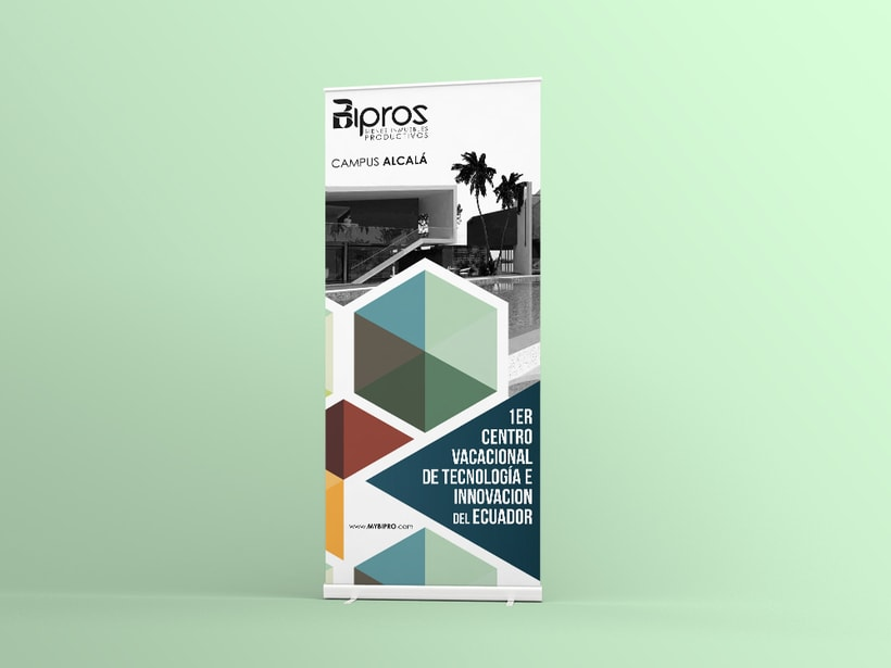 """Diseño """"Bipros"""" 3"""