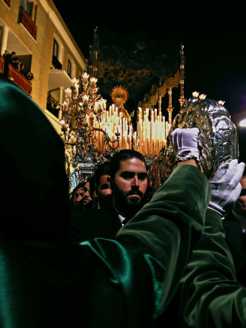 Semana Santa, Málaga  -1