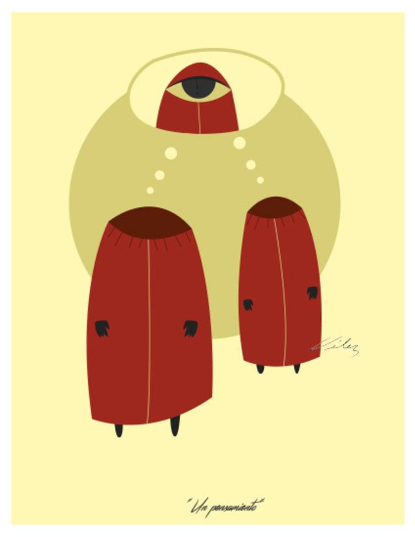"""Serie: """"ARGOS"""", Ilustración digital. ChV, 2016. 3"""