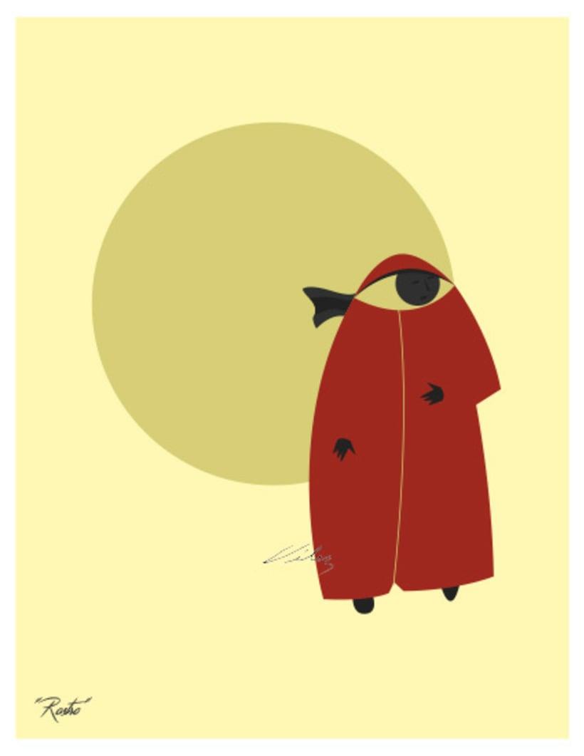 """Serie: """"ARGOS"""", Ilustración digital. ChV, 2016. 7"""