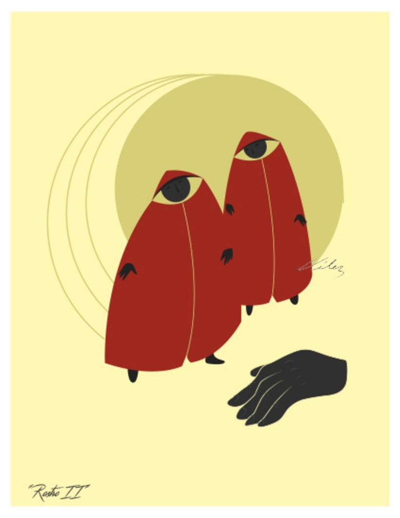 """Serie: """"ARGOS"""", Ilustración digital. ChV, 2016. 8"""