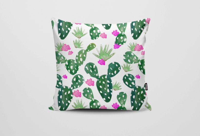 Cactus Pattern -1
