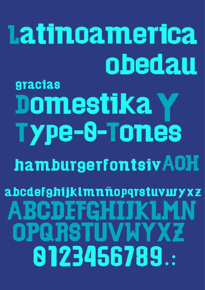 Del Rótulo a la Tipografía --- Obedau 1