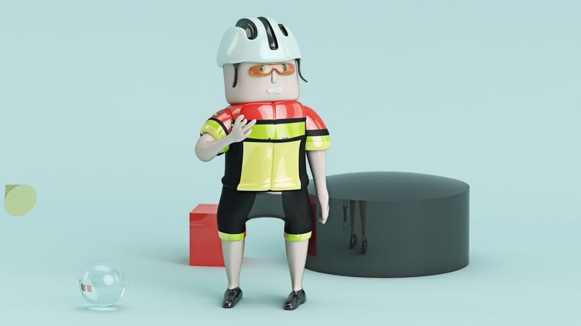 El Ciclista: nuevo integrante del Cinelli team 3