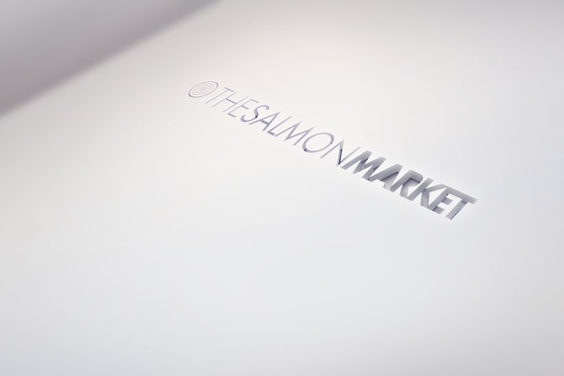 ID corporativa / Tienda online The Salmon Market 1