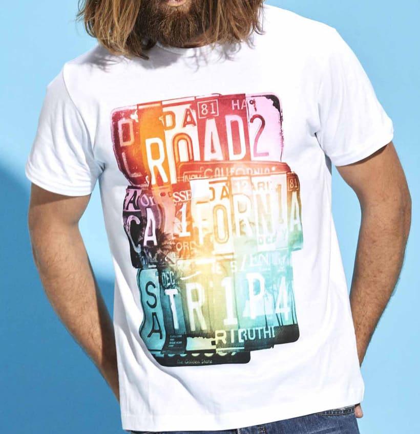 diseño posicional para camiseta 0