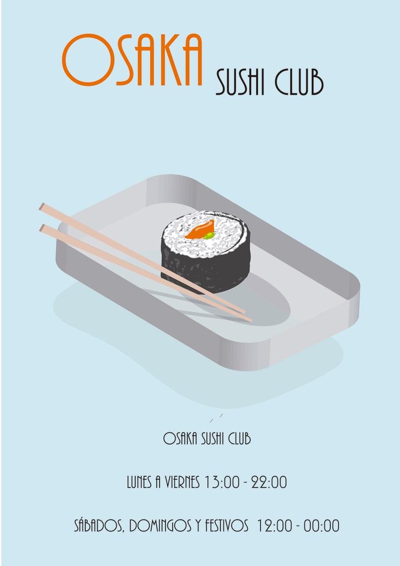 Sushi Club -1