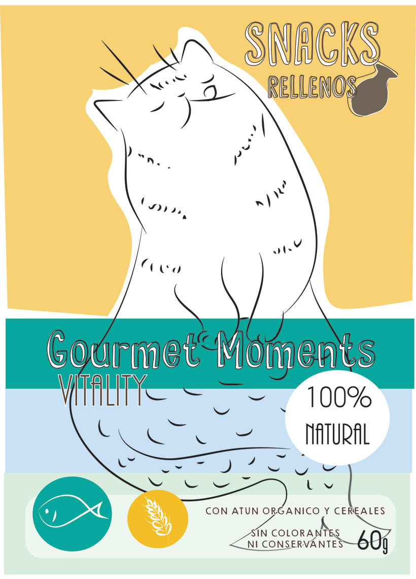 Gourmet Moments -1
