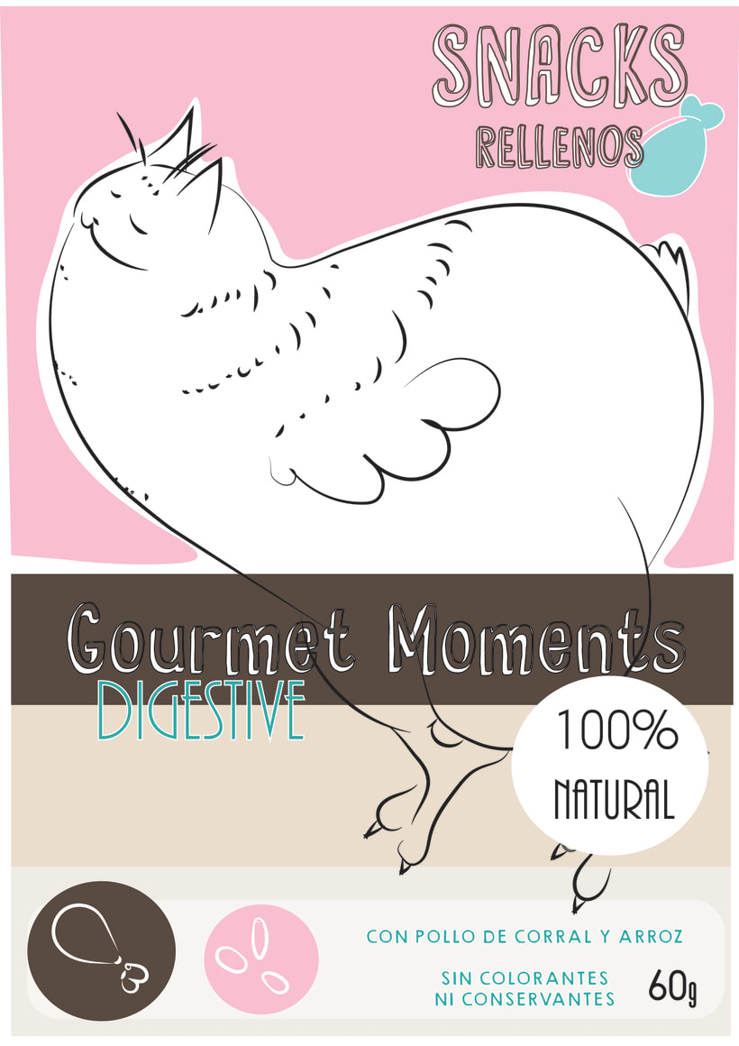 Gourmet Moments 5