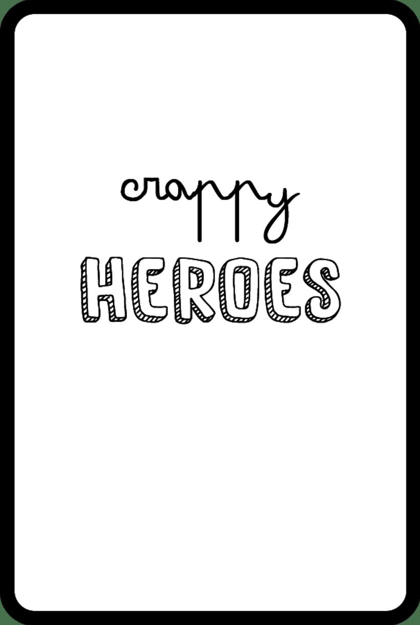 Crappy Heroes 0