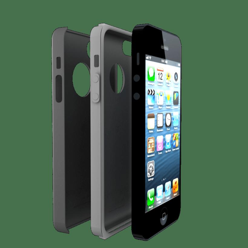 modelado y renderizado de cases para iphones y sasungs 11