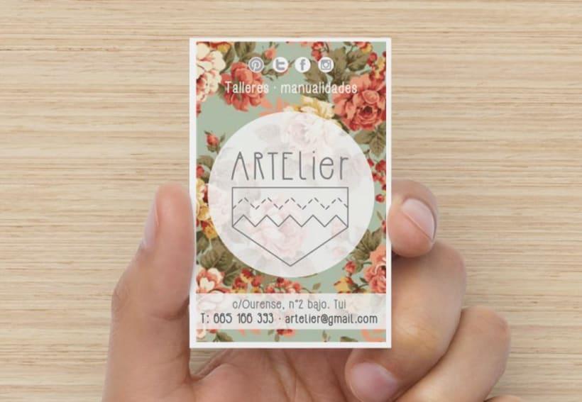 ARTElier · Talleres y manualidades 0