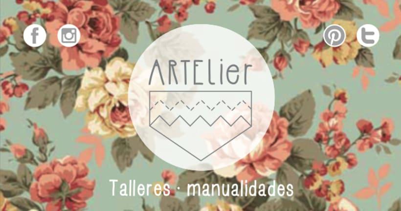 ARTElier · Talleres y manualidades 4
