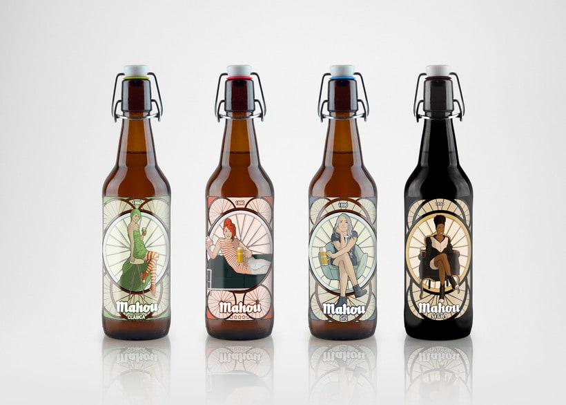 Propuesta para cervezas Mahou 4