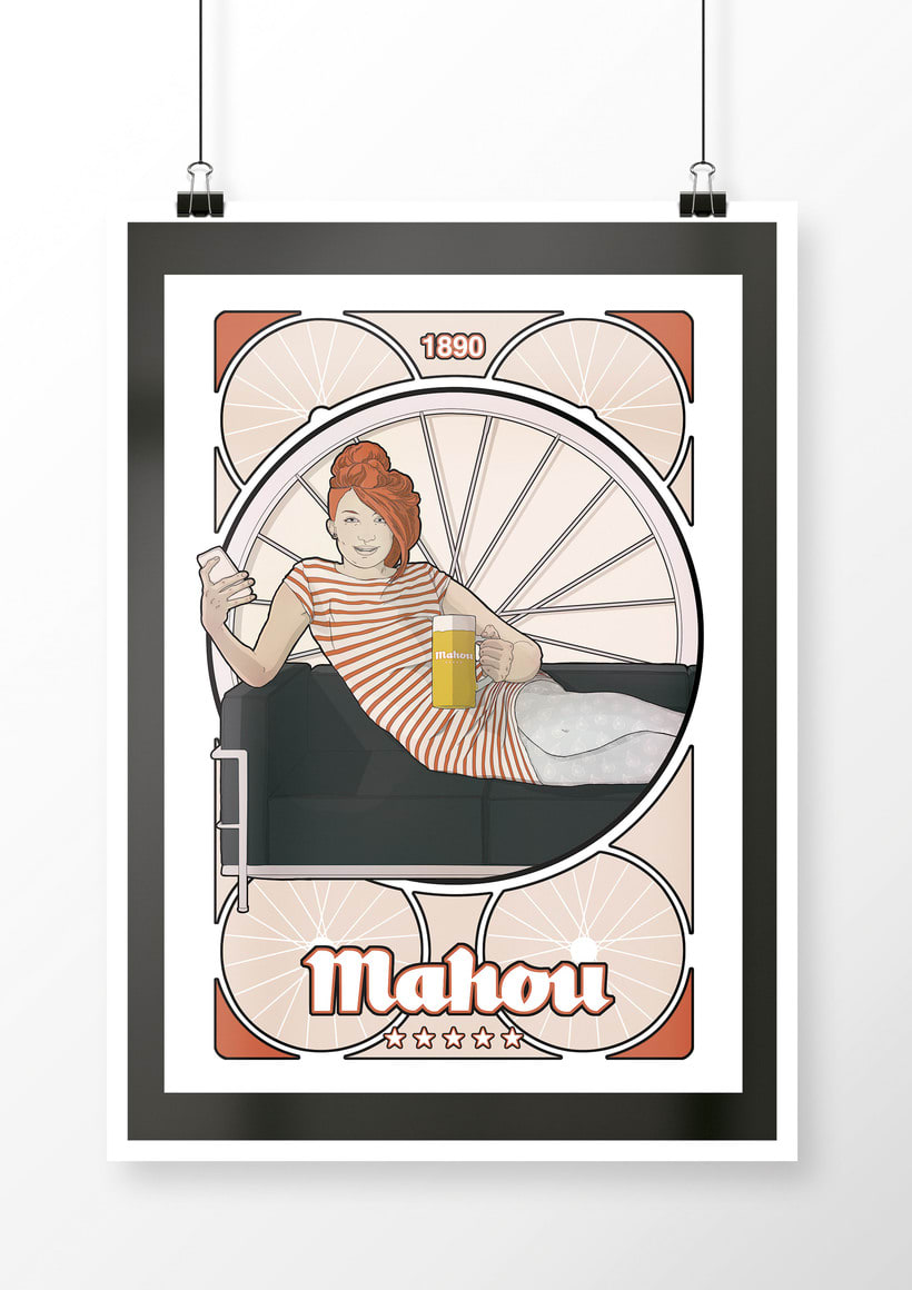 Propuesta para cervezas Mahou 0