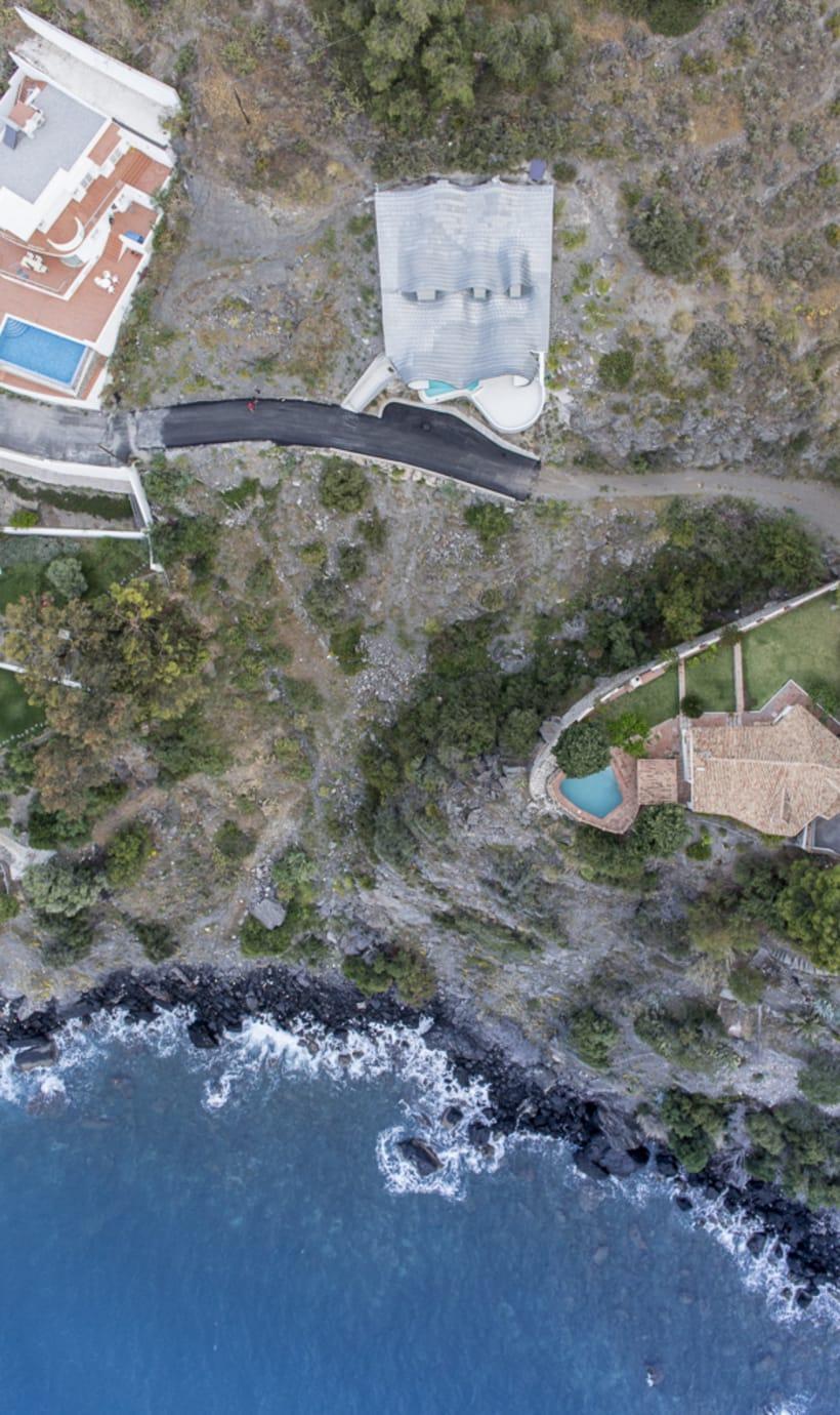 """Reportaje fotográfico: """"Casa del Acantilado"""" 3"""