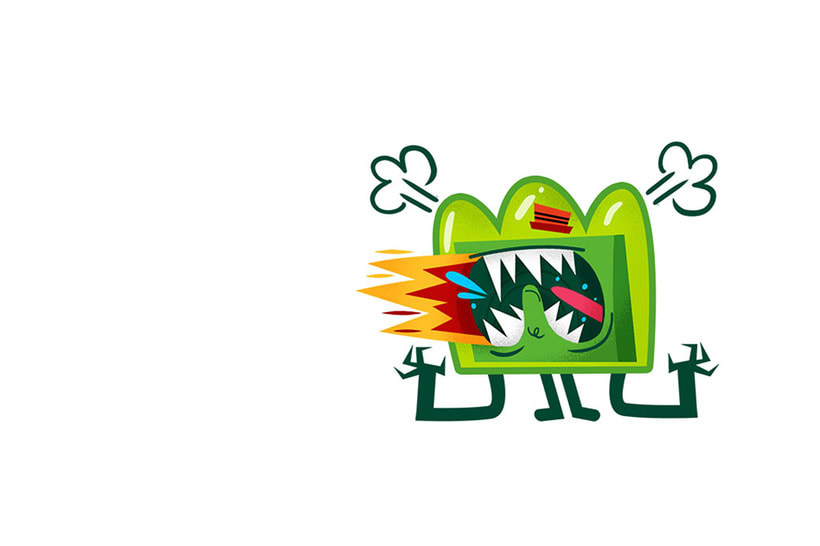 LINE / Stickers  6