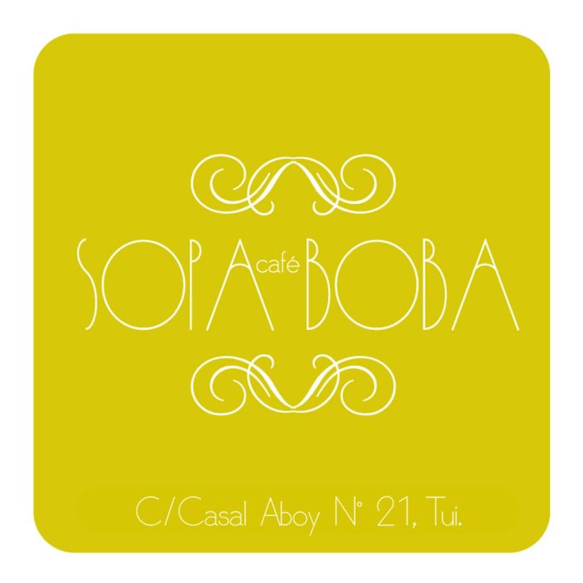 Sopa Boba · Café · -1
