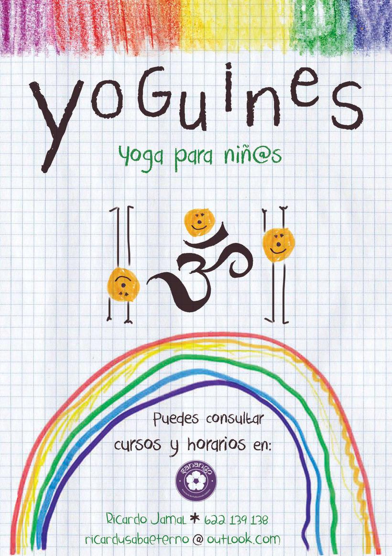 Yoguines-Yoga para niños 0