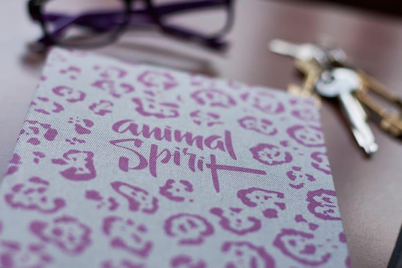 Cuadernos Macaron / Animal Spirit 4