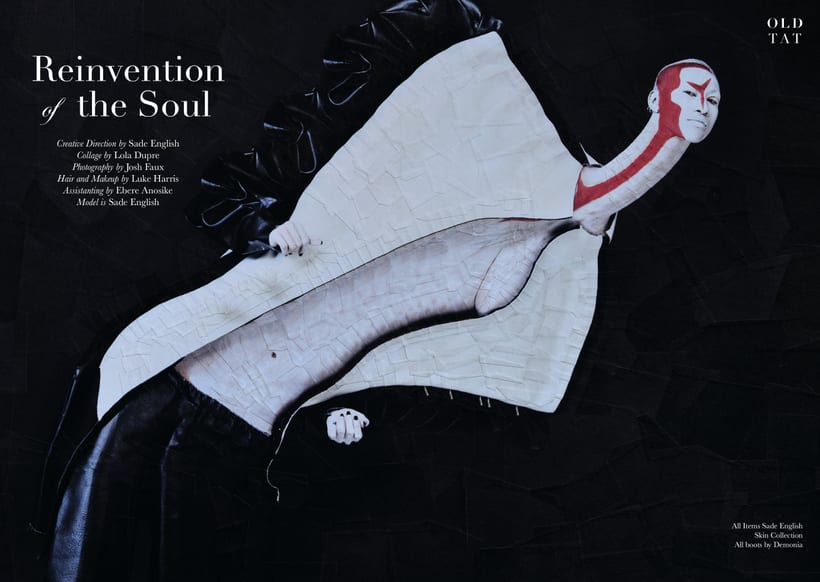 Reinvention of the Soul for Old Tat Magazine 1