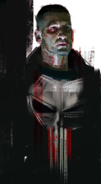 THE PUNISHER / DD2 -1