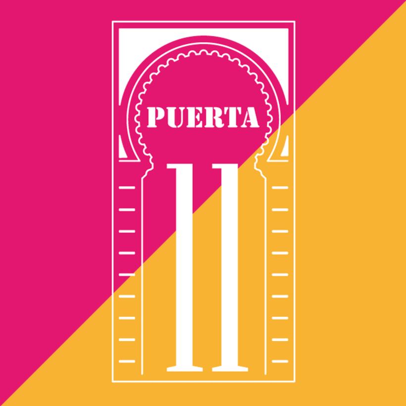 """BRANDING """"PUERTA 11"""" -1"""