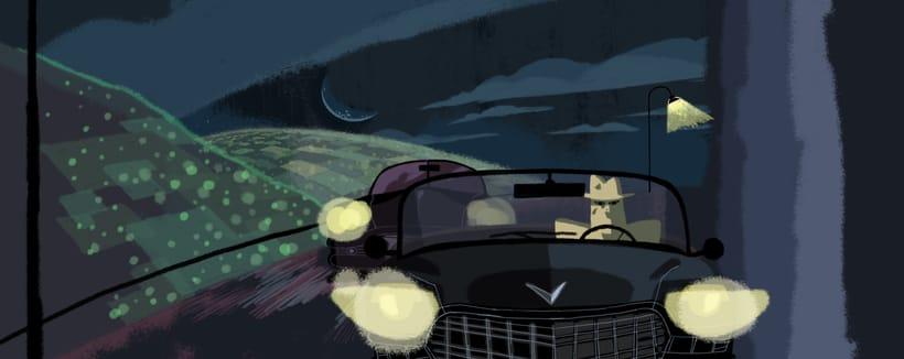 Xmas Magnetron. Ilustraciones. 4