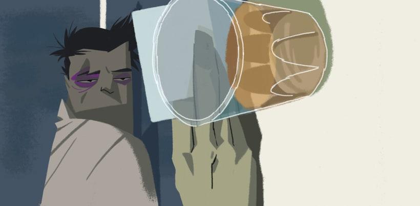 Xmas Magnetron. Ilustraciones. 9