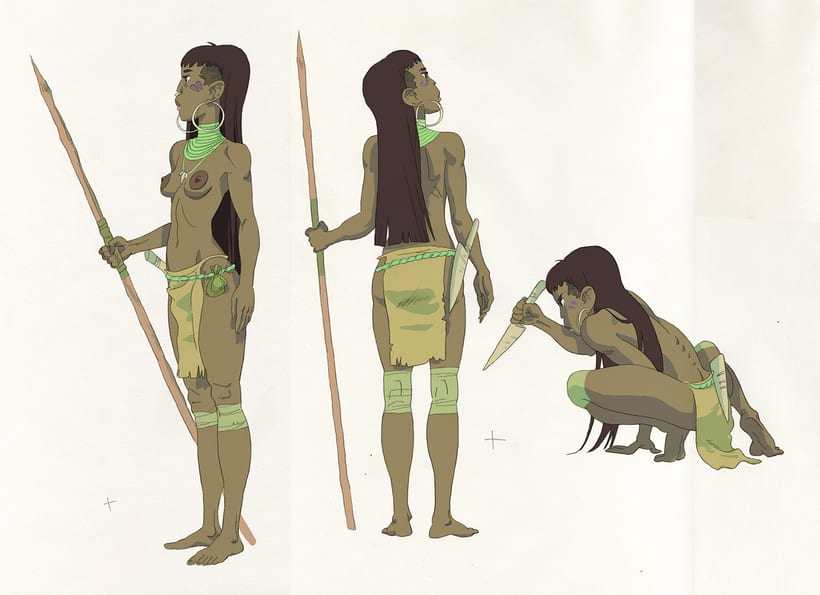 Character design (personal) 5