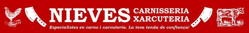 Imagen Corporativa Carnicería-Charcutería Nieves 0