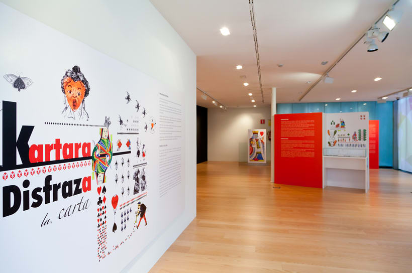 "Playcard exhibition ""Disfraz a la carta"", Museo Bibat, Vitoria - Gasteiz 9"