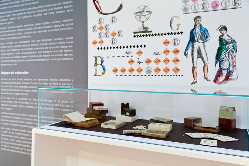 "Playcard exhibition ""Disfraz a la carta"", Museo Bibat, Vitoria - Gasteiz 11"