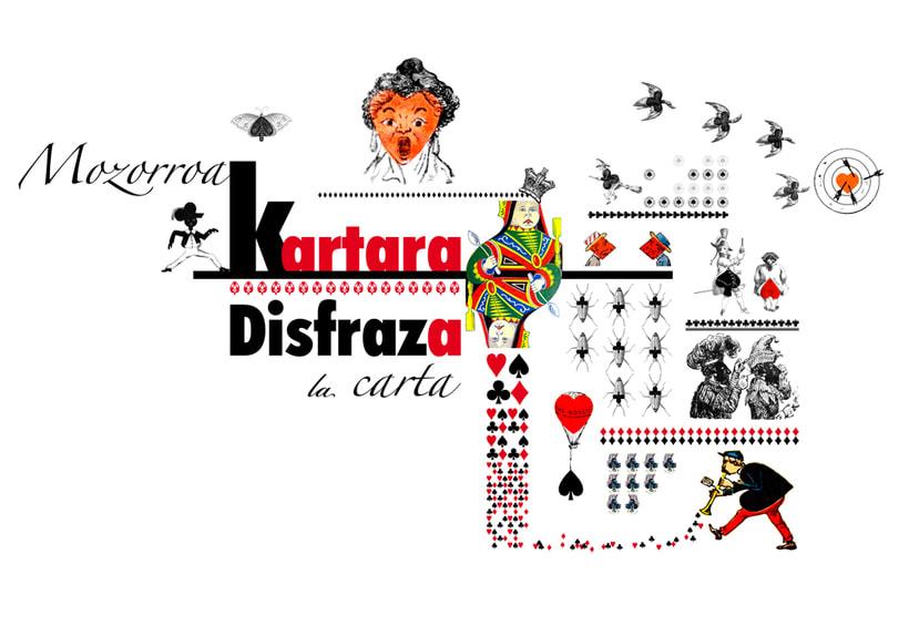 "Playcard exhibition ""Disfraz a la carta"", Museo Bibat, Vitoria - Gasteiz 0"