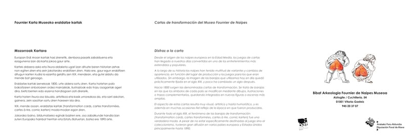 "Playcard exhibition ""Disfraz a la carta"", Museo Bibat, Vitoria - Gasteiz 8"