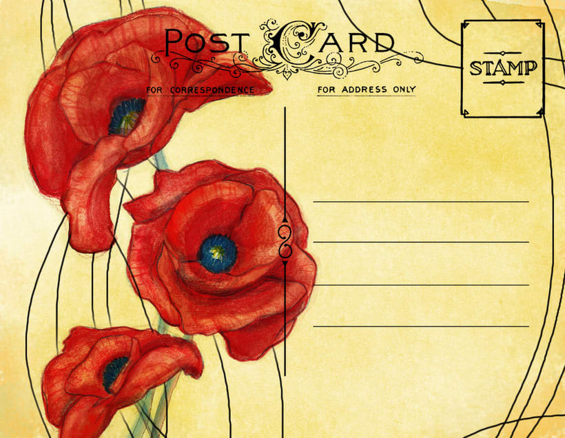 Postcards and invitations 2