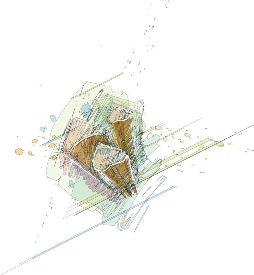 Ilustraciones para catálogo de barnices, pinturas, disolventes y adhesivos 7